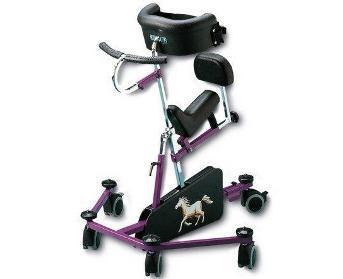 R82 Pony Rigid Walking Frame With Seat