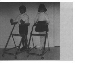 Henrycare Child Foldaway Walker - CW04
