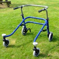 Hoggi Flux Reverse Walking Aid