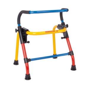 Rebotec Walk-On Kids Colourful Walking Frame