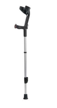 Rebotec BIG 250 Heavy Duty Forearm Crutches