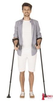Kmina Crutches