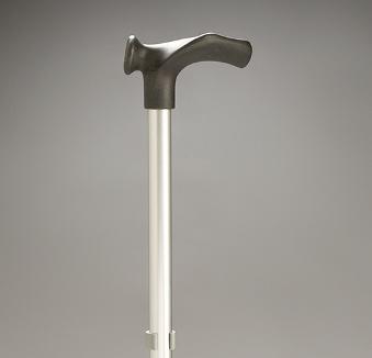Care Quip Rehab Moulded Handle Adjustable Walking Stick 710