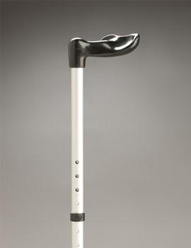 Fisher Moulded Handle Adjustable Walking Stick