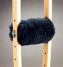 Sheepskin Crutch Accessories