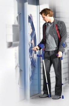 Rebotec Crutch Strap