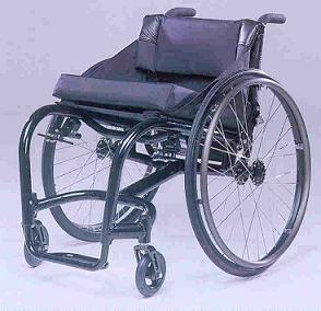 Melrose Extreme Manual Wheelchair