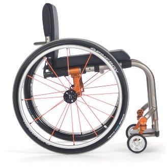 Tilite ZRA Rigid Manual Wheelchair