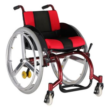 Lightweight Sport Leisure Wheelchair