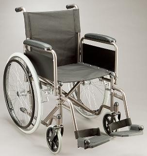 Care Quip Triton 103 Wheelchair