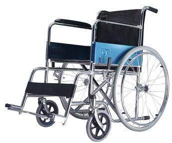 Heavy Duty Steel Universal Wheelchair
