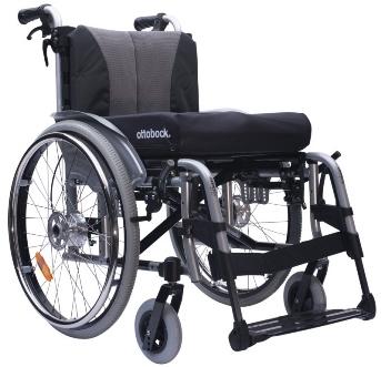 Otto Bock Motus Wheelchair