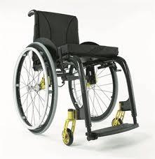 Kuschall Champion Wheelchair