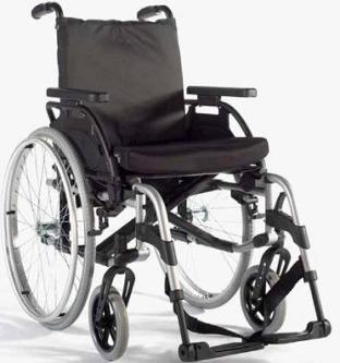 Breezy Basix2 Manual Wheelchair