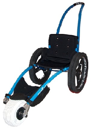 Hippocampe All Terrain Wheelchair