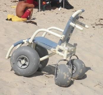 Platypus All Terrain Beach Chair