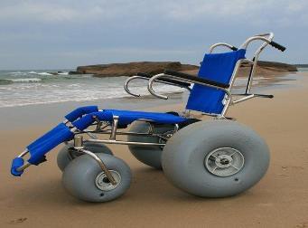 SandCruiser Wheelchair