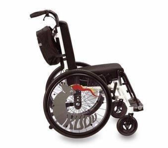 R82 Kudu Paediatric Wheelchair