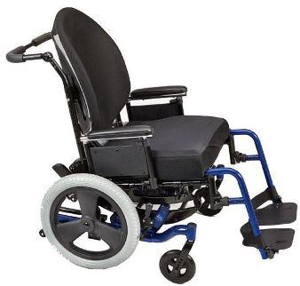 Ki Focus Tilt Wheelchair