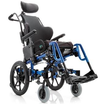 fuze t50 manual tilt wheelchair
