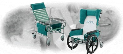 Broda Standard Pedal Chair