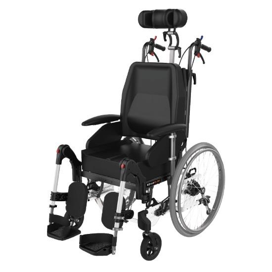Aspire Rehab RX Advanced Tilt-in-Space Wheelchair