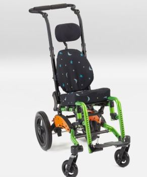 Ki Mobility Little Wave Flip Wheelchair