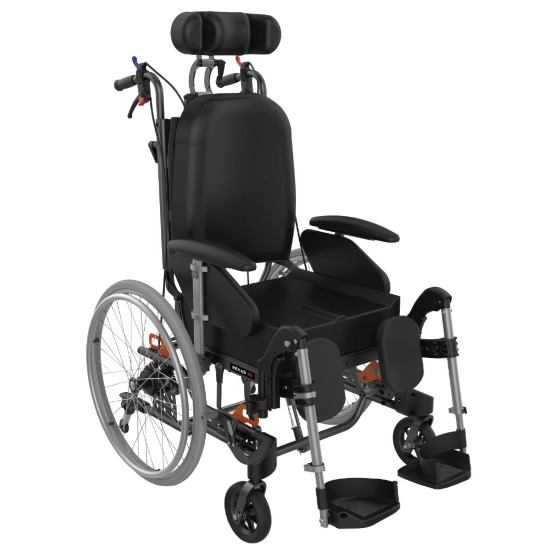 Aspire Rehab RS Classic Tilt-in-Space Wheelchair