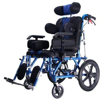 Gilani Engineering Aluminium High Back Wheelchair