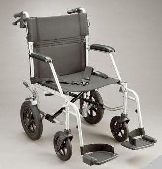 Care Quip Vito Plus Transit Wheelchair 202