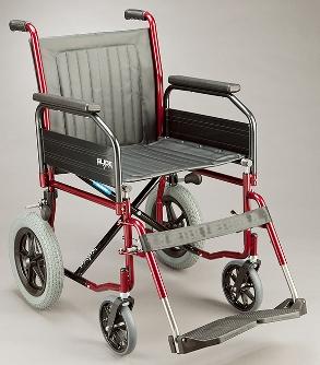 Glide Transit Wheelchair - TR