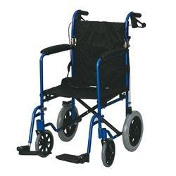Making Life Easy Lightweight Shopper Transit Wheelchair