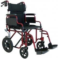 Redgum Deluxe Folding Transporter Transit Wheelchair