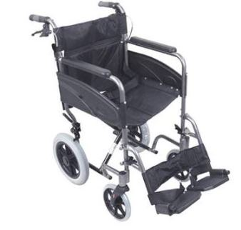 Compact Transport Aluminium Wheelchair