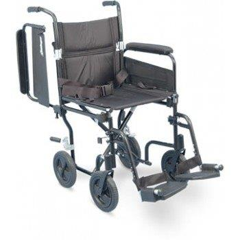 Airgo Comfort-Plus Premium Lightweight Transport Chair
