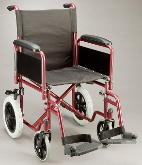 Care Quip Triton Transit Wheelchair 106
