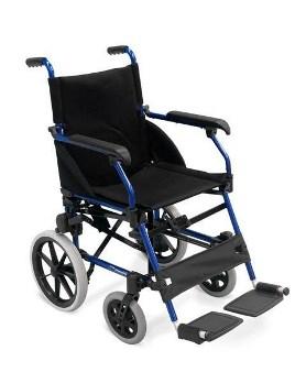 Pride Stowaway Transit Manual Wheelchair