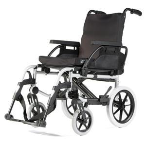 Breezy Basix2 Transit Wheelchair