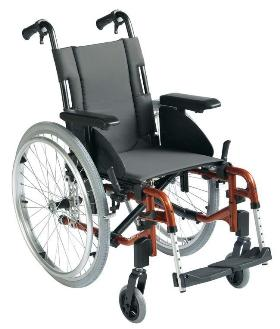 Invacare Action 3 Jr Manual Wheelchair