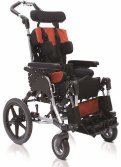 Pride Kids Rock2 Manual Wheelchair