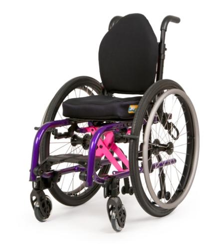 Zippie X'Cape Paediatric Folding Wheelchair