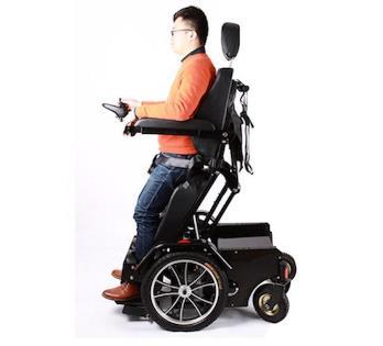 Standing Wheelchair Transformer 80Ah