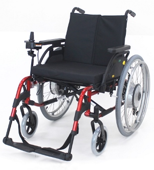 Eastin Quickie Ixpress Power Assist Wheelchair Propulsion Units For Manual Wheelchairs 12 24 09