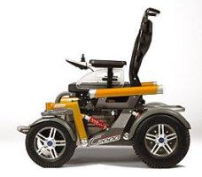 Otto Bock C2000 Outdoor Wheelchair