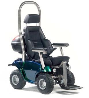Pride P4 4x4 Power Wheelchair