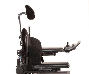 Magic Mobility Frontier V4 Off Road FWD Power Wheelchair