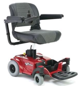 Pride Go Chair Travel Powerchair