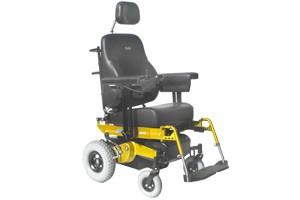 Glide Series 6 Powered Wheelchair