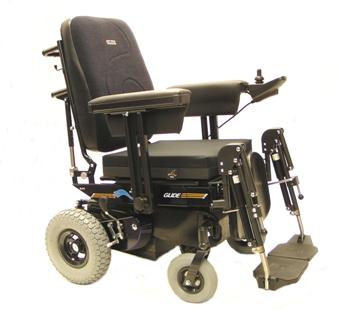 Glide Series 7 Powered Wheelchair