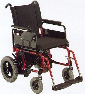 Glide Series 4 Powered Wheelchair